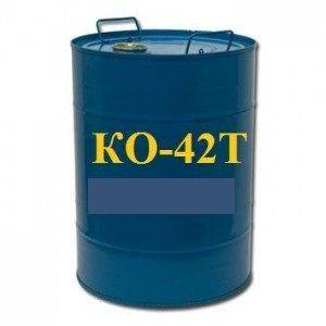 Краска ко-42т (эмаль ко-42т) по цене 325 руб. в ярославле