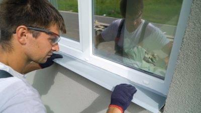 Почему потеют пластиковые окна изнутри квартиры