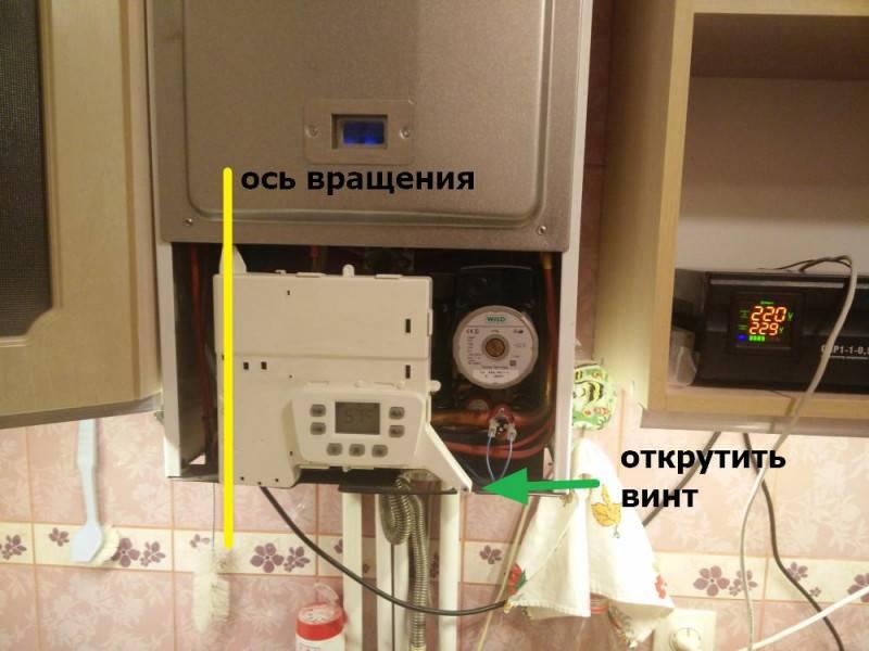 Как подключить термостат к газовому котлу? - oteple.com