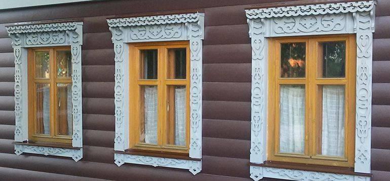 Обналичка на окна своими руками. как сделать правильно?