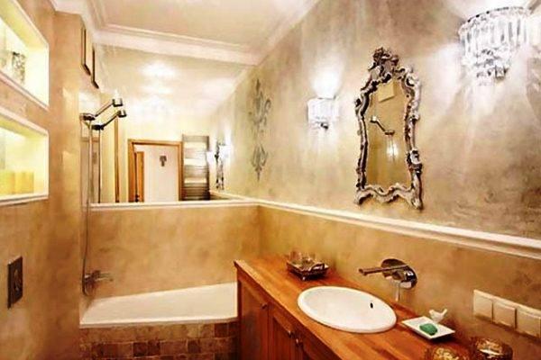 Как выбрать линолеум для ванной комнаты