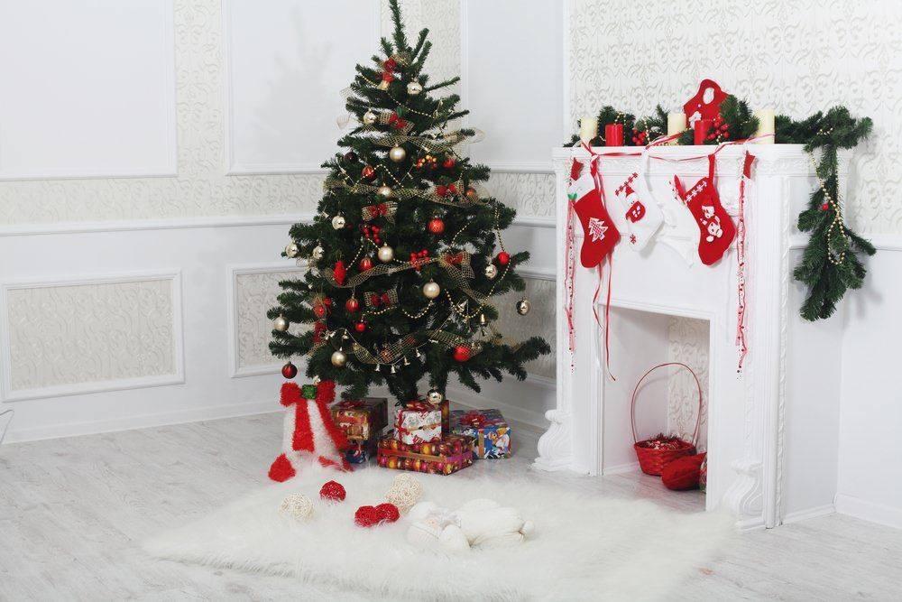 Зимний декор дома своими руками. Украшаем дом к Новому у