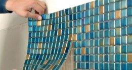 Столешница из мозаики: идеи для ремонта