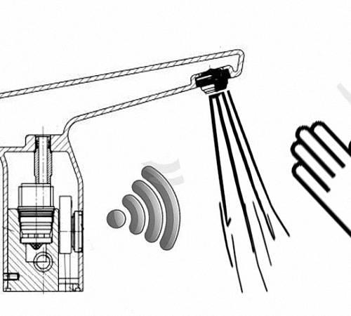 Водопроводные краны с ик датчиком открывания воды: особенности, выбор и установка
