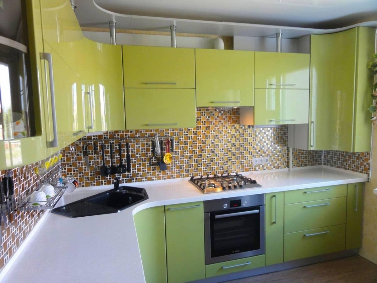 Кухня оливкового цвета: 70 классных идей интерьеров и мебели
