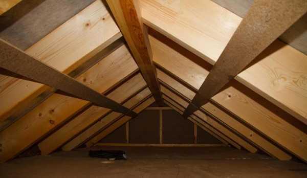 Чердак под комнату в каркасном доме: важные нюансы