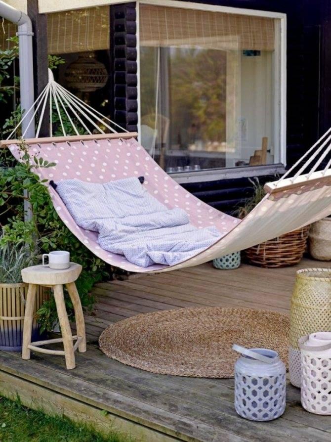 Хотите сделать кресло-гамак своими руками? изучите фото и инструкцию и сплетите подвесной кокон для дома