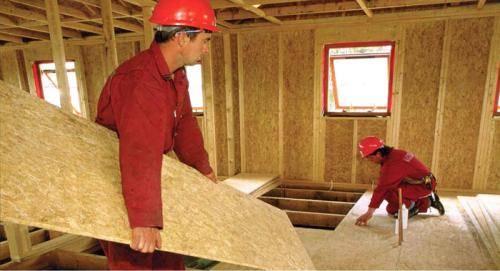 Osb плита: что это такое – история об универсальном строительном материале