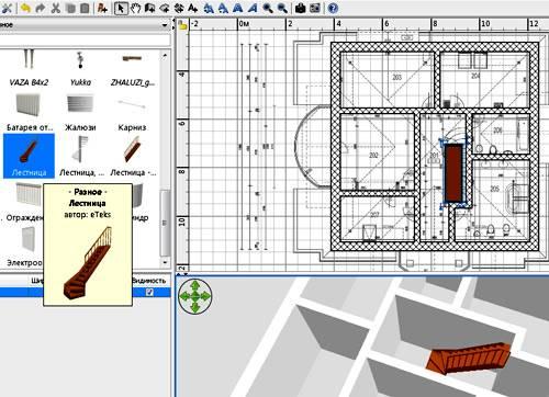 Предназначение программ-проектировщиков, рекомендации по выбору софта, разновидности программных продуктов для непрофессионалов - 13 фото