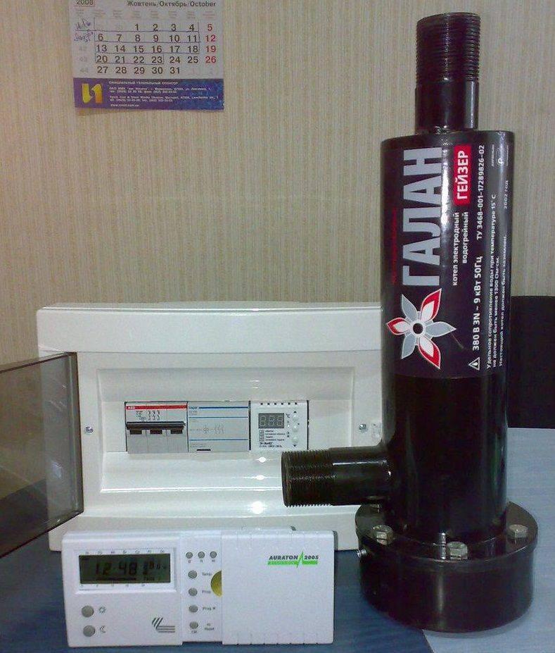 Как сделать электрокотел отопления 220в своими руками: мастер-класс от