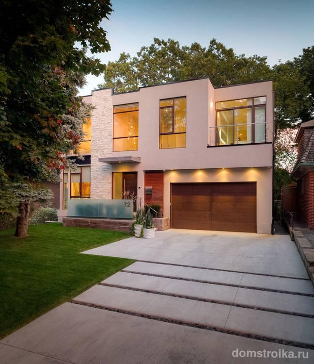 Проекты домов из пеноблоков: 175+ (фото) доступных вариантов