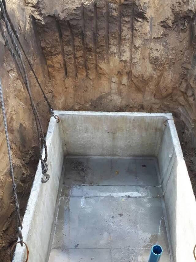 Особенности металлического погреба – установка и использование