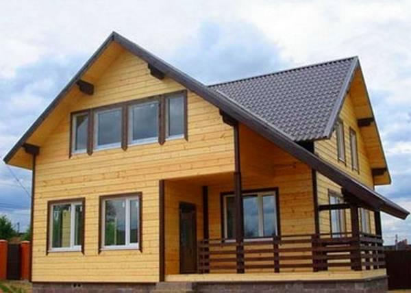 Строим ленточный фундамент для каркасного дома своими руками
