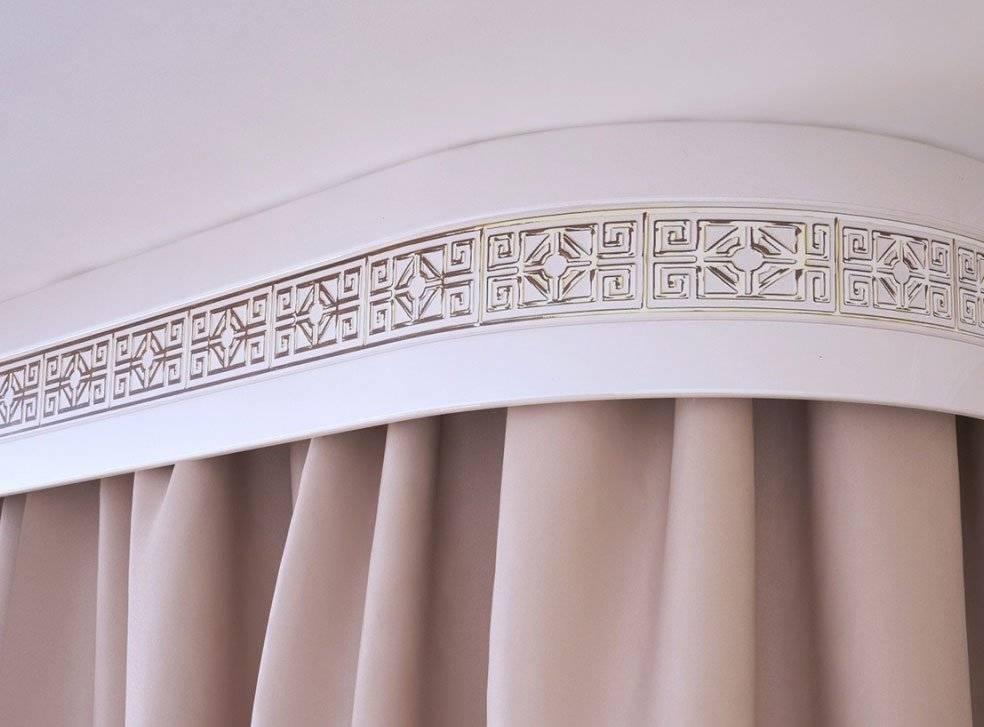 Как повесить карниз для штор на стену?