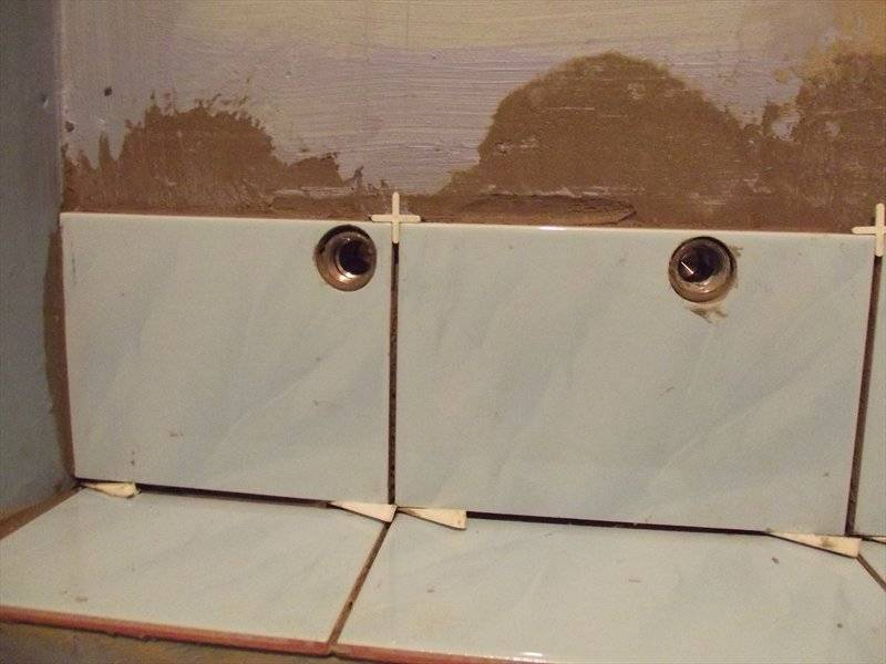 Как просверлить кафельную плитку - этапный порядок