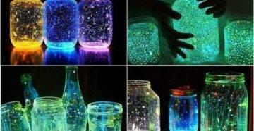 Как приготовить светящуюся в темноте краску: 12 шагов