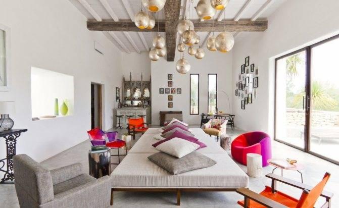 Восточный стиль в интерьере, арабский, индийский, японский и китайский стили в оформлении комнат