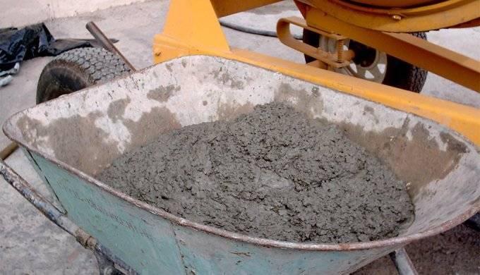 Соотношение цемента и песка при приготовлении бетона — рассматриваем суть