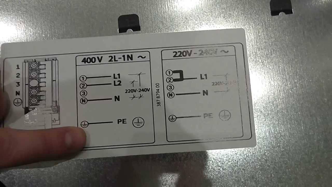 Подключение варочной панели к электросети: схемы, выбор кабеля, розетки, автоматов.