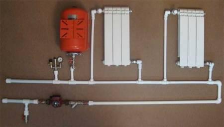 Как сделать отопление гаража своими руками на отработке, автономное