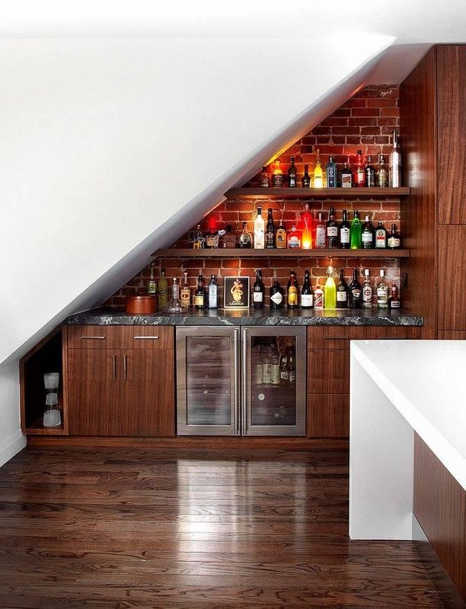 Шкаф для алкоголя: мини бар для дома