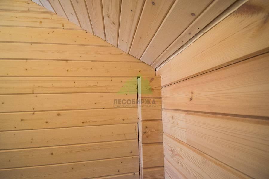 Как правильно крепить имитацию бруса внутри дома - всё о строительстве дома