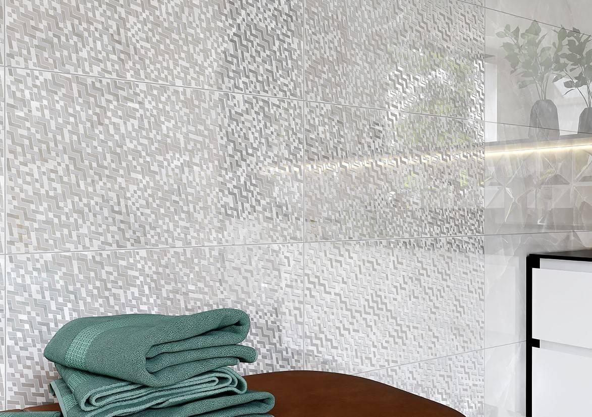 Керамический бордюр для ванной: примеры в интерьере - все про керамическую плитку