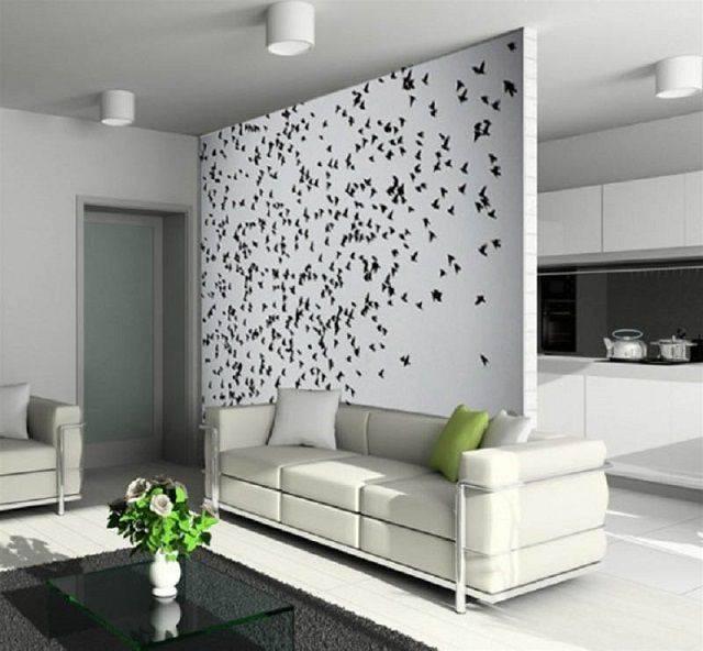 Перегородка в комнате своими руками: фото монтажа из гипсокартона