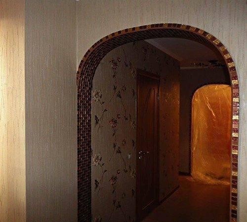 Отделка арки уголком своими руками (фото, видео)