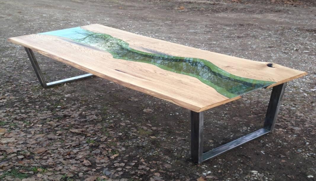 Как сделать круглый стол своими руками — варианты столов которые легко можно сделать самому, инструкции для изготовления на фото!