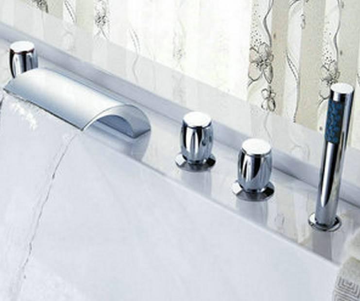 Как установить смеситель на борт ванны — инструкция по установке