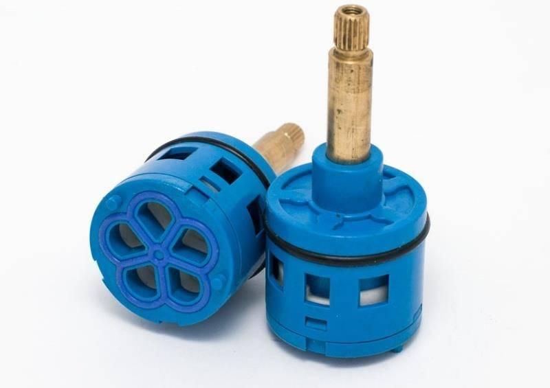 Картридж для смесителя замена, размеры, разновидности, ремонт