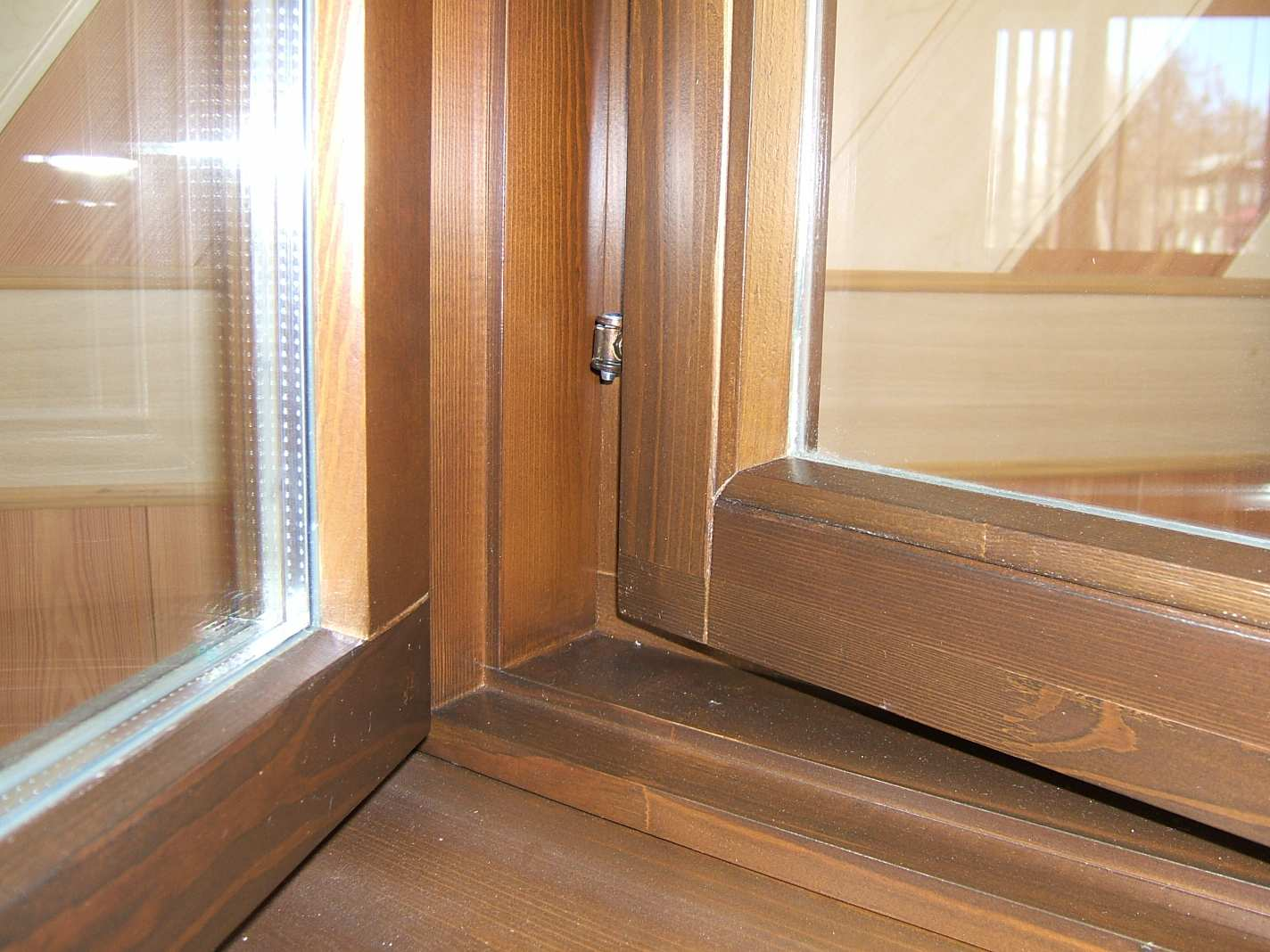 Финские деревянные окна со стеклопакетами – тепло и уют
