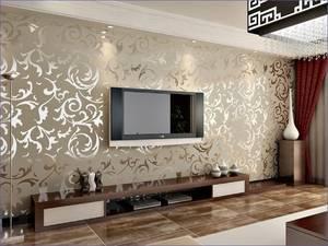 Тв-зона в гостиной (59 фото): оформление зоны телевизора. как ее выделить обоями и камнем? современный дизайн телевизионной зоны