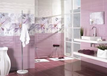Как правильно класть плитку в ванной и туалете + видео и фото