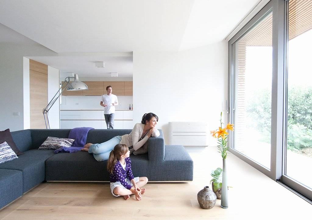 Воздух в квартире - какая должна быть влажность, способы очистки