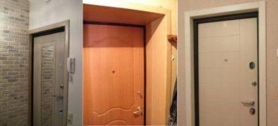 Как установить панели мдф на входную железную дверь. установка мдф панелей на металлическую дверь