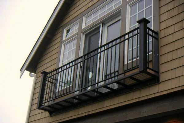 Особенности отделки холодного балкона: 10 материалов для стен и пола