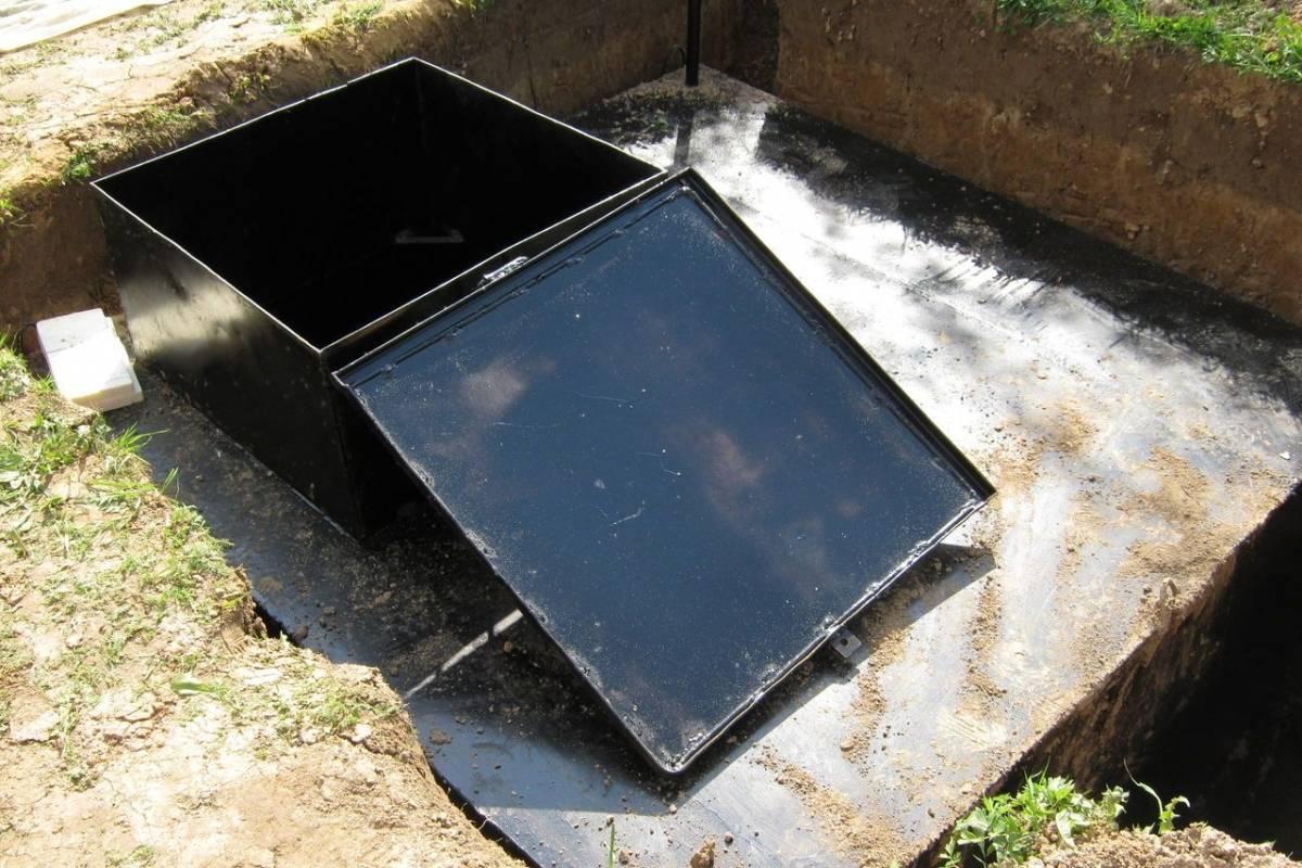 Кессон для гаража: что это такое, как правильно установить для воды и как сделать яму
