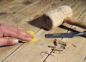 Если скрипит деревянный пол - что делать и как быть