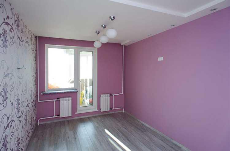 Краска для стен в квартире: как выбрать + 42 фото интерьеров