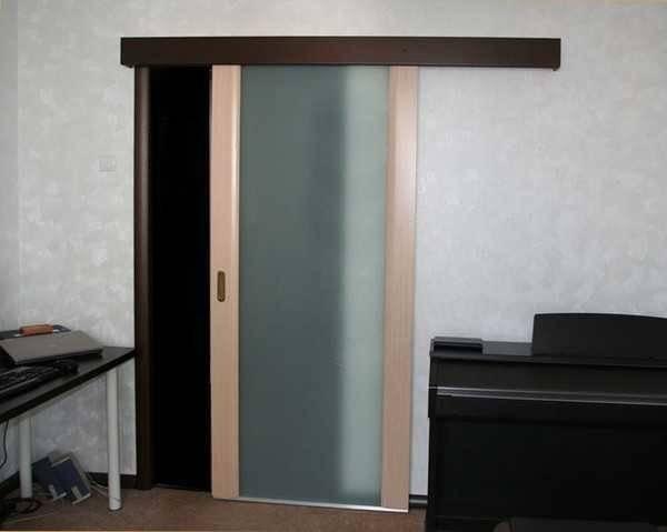 Полная инструкция как сделать и установить раздвижную дверь в межкомнатный проем своими руками