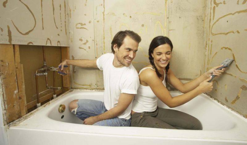 Ремонт ванной комнаты: как быстро и красиво создать уникальный стиль своими руками (110 фото) – строительный портал – strojka-gid.ru