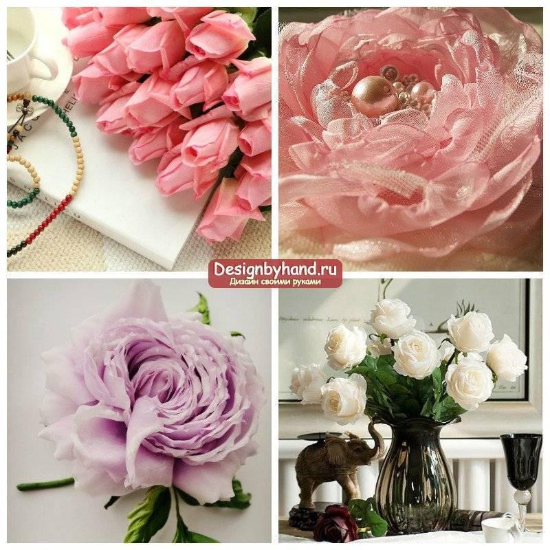 Купила искусственные цветы и развела порошок до консистенции сметаны. потрясающий декор! - сам себе мастер - медиаплатформа миртесен