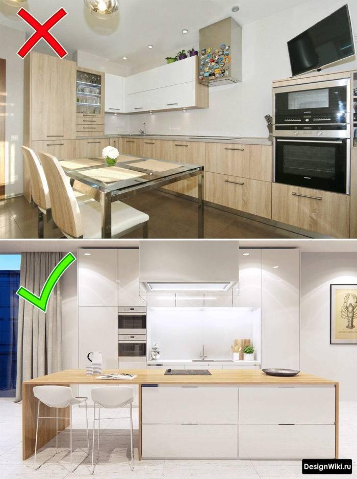 Как оформить кухню в красно-черных тонах: фото удачных решений