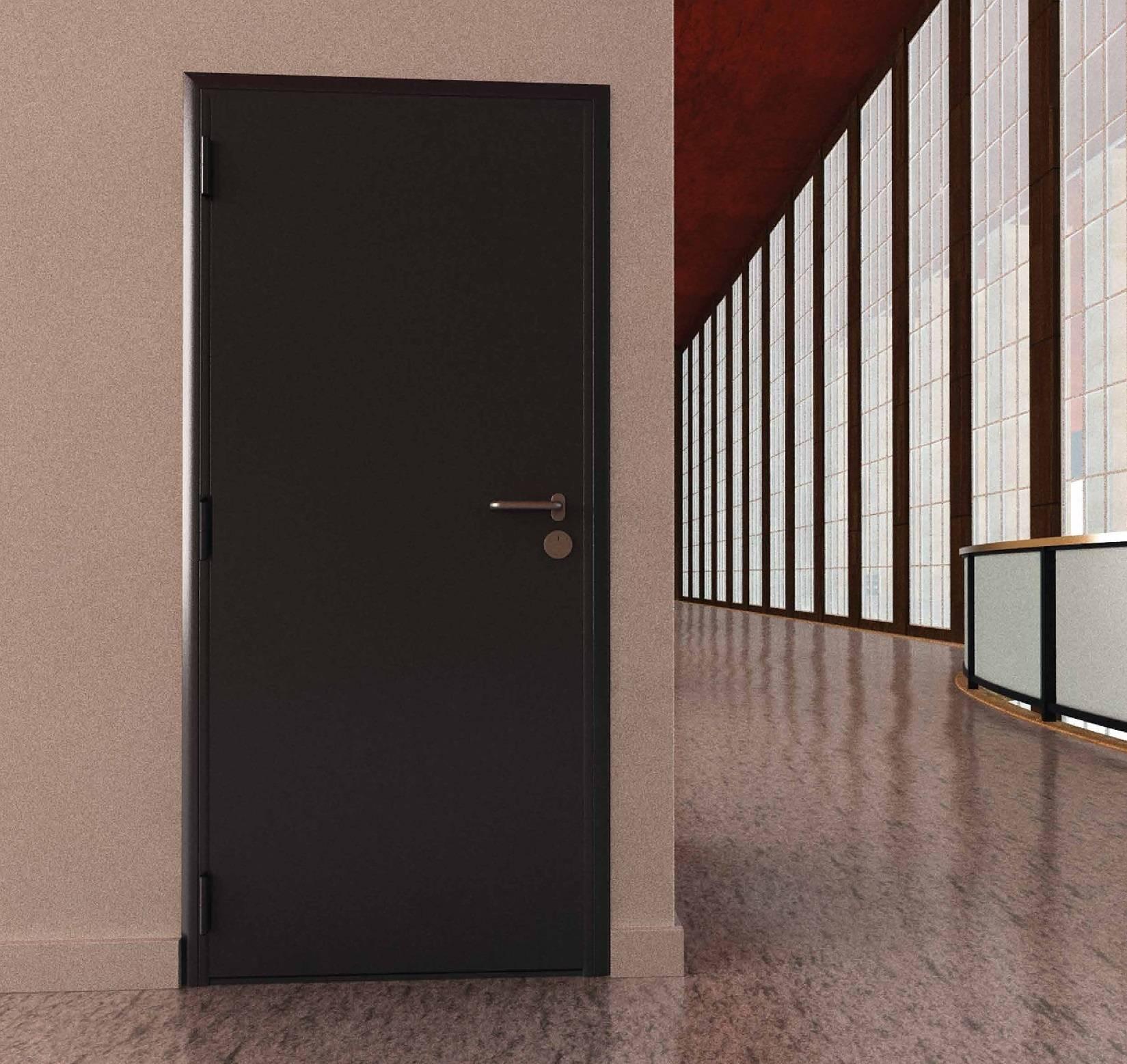Откатные противопожарные двери: назначение, классификация