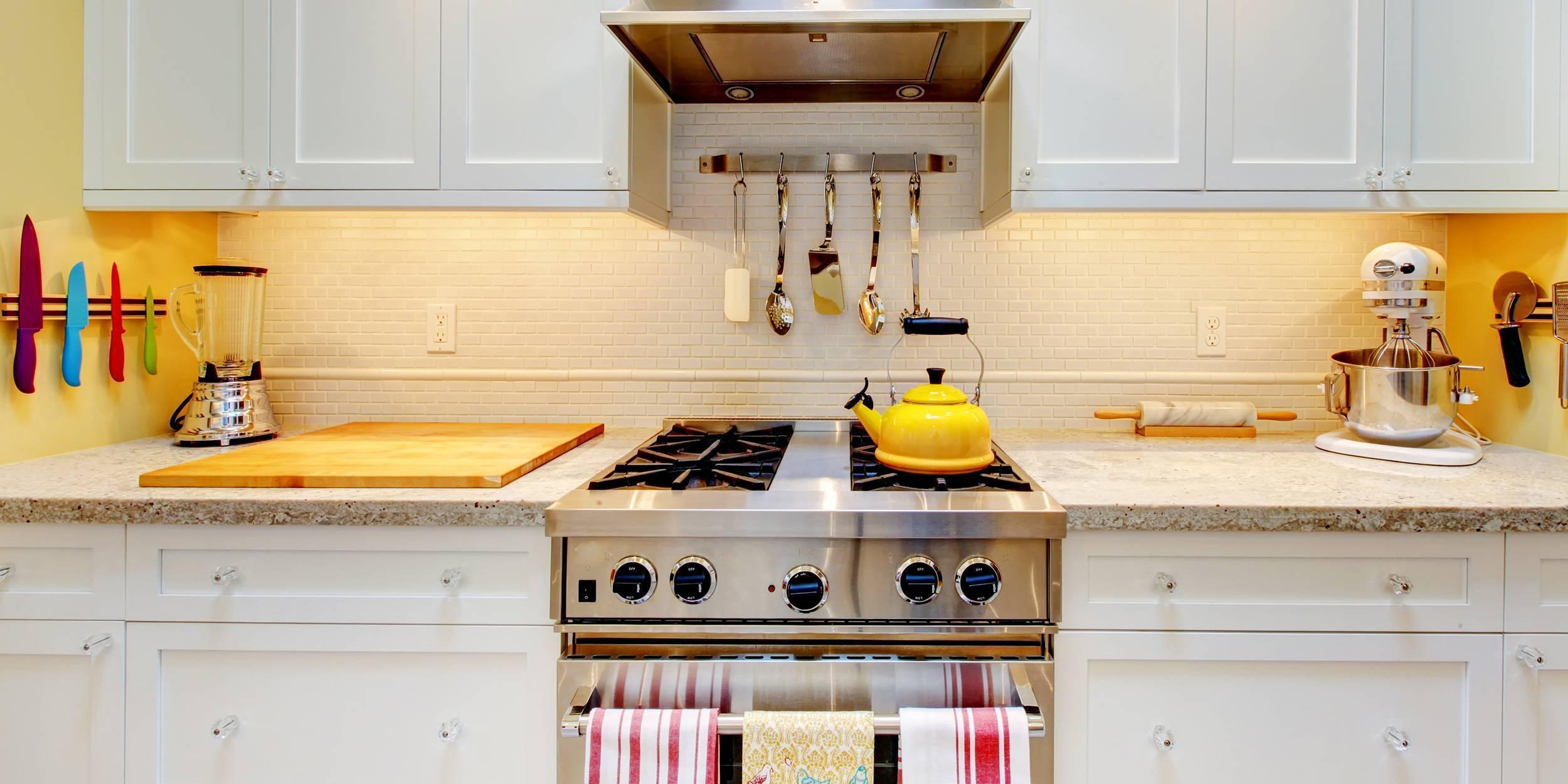 10 принципов планирования кухни и 6 типов планировок