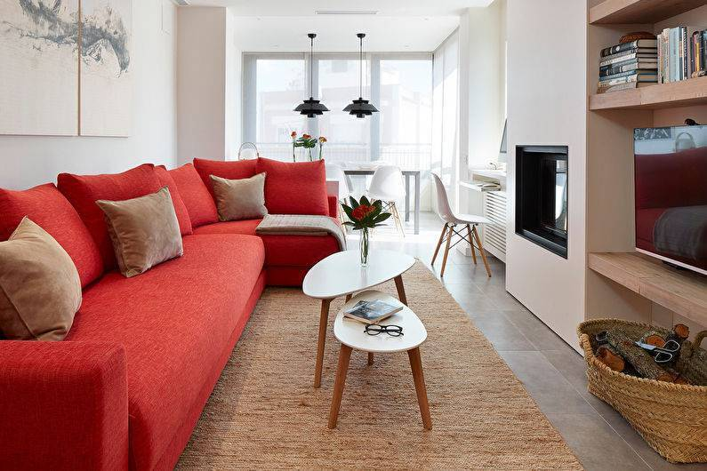 Кухня-гостиная 17 кв. м (50 фото): дизайн и планировка помещения размером 17 метров