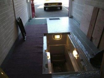 Как сделать красивый дизайн гаража внутри и снаружи своими руками: фото интерьера