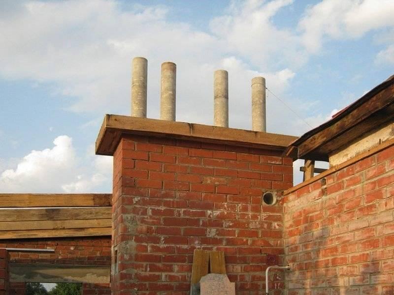 Столбчатый фундамент из асбестоцементных труб своими руками: достоинства, цены на а/ц трубы, инструкция по установке